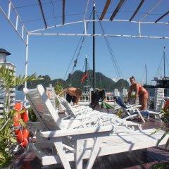 Отель Halong Dolphin Cruise 3* Стандартный номер с различными типами кроватей фото 3