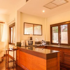 Отель Coco Palm Beach Resort 3* Вилла с различными типами кроватей фото 12