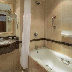 Отель Hilton Glasgow ванная