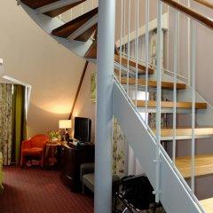 Hotel Exquisit 4* Стандартный номер с различными типами кроватей фото 4