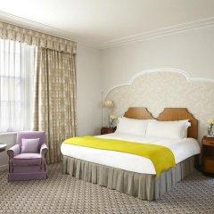 Отель Claridge's 5* Улучшенный номер с различными типами кроватей фото 8