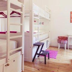 Lisbon Chillout Hostel Кровать в женском общем номере фото 2
