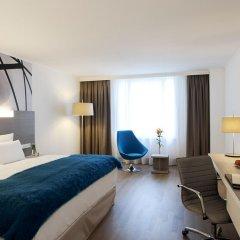 Отель NH Collection Berlin Mitte Am Checkpoint Charlie 4* Стандартный номер с разными типами кроватей фото 38