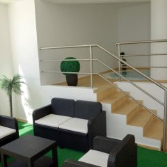 Отель Clube Borda D´Água интерьер отеля