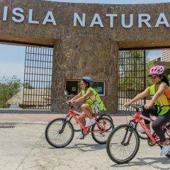 Отель Isla Natura Beach Huatulco спортивное сооружение
