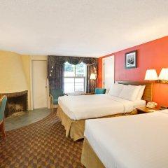 Отель Days Inn by Wyndham Gatlinburg On The River 2* Стандартный номер с 2 отдельными кроватями фото 5