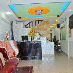 Phung Hong Hotel Далат гостиничный бар