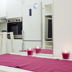 Апартаменты Na Konushennoy Apartment Апартаменты с различными типами кроватей фото 9