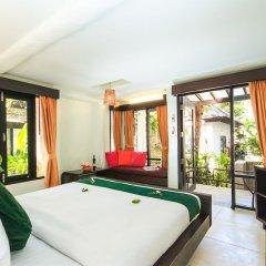 Отель Punnpreeda Beach Resort 3* Номер Делюкс с различными типами кроватей фото 4