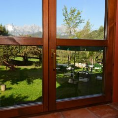 Hotel-Posada La Casa de Frama балкон