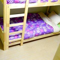 Отель Kimchee Hongdae Guesthouse Кровать в женском общем номере с двухъярусной кроватью фото 6