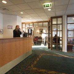 Milling Hotel Ansgar интерьер отеля фото 3