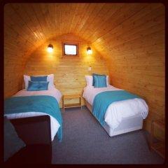 Отель The Little Hide - Grown Up Glamping Кемпинг фото 40