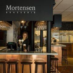 Отель MORTENSEN Мальме гостиничный бар