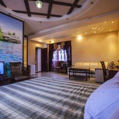 Гостиница RS-Royal Улучшенные апартаменты с двуспальной кроватью фото 4