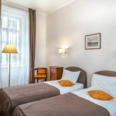 Hotel Leonardo Prague 4* Стандартный номер с различными типами кроватей фото 11