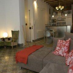 Отель BarcelonaForRent Gotico Apartments Испания, Барселона - отзывы, цены и фото номеров - забронировать отель BarcelonaForRent Gotico Apartments онлайн комната для гостей фото 3
