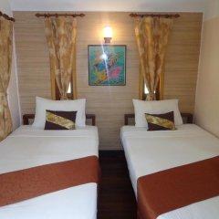 Отель Seashell Resort Koh Tao 3* Бунгало с различными типами кроватей фото 10