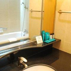 Отель Jasmine City 4* Улучшенные апартаменты с разными типами кроватей фото 4