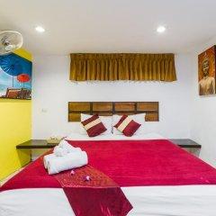 Rich Resort Beachside Hotel 2* Стандартный номер с различными типами кроватей фото 2