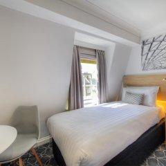 Отель Comfort Inn & Suites Kings Cross Лондон комната для гостей фото 5