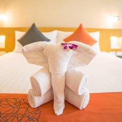 Отель Novotel Bangkok On Siam Square 4* Стандартный номер с различными типами кроватей фото 7