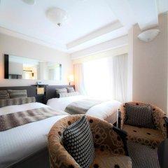 APA Hotel Roppongi-Ichome Ekimae 3* Номер Делюкс с различными типами кроватей фото 12