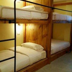 Хостел Siri Poshtel Bangkok Кровать в общем номере с двухъярусной кроватью фото 15