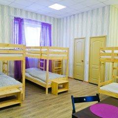 Hostel Tsentralny Кровать в женском общем номере с двухъярусной кроватью фото 3