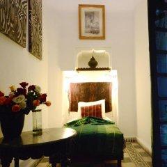 Отель Riad Darmouassine Марокко, Марракеш - отзывы, цены и фото номеров - забронировать отель Riad Darmouassine онлайн интерьер отеля