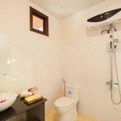 Отель Luna Villa Homestay 3* Стандартный номер с двуспальной кроватью фото 13