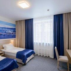 Гостиница Aterra Suite 3* Стандартный номер 2 отдельными кровати фото 6