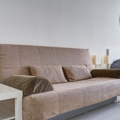 Апартаменты на Егорова Студия с различными типами кроватей фото 31