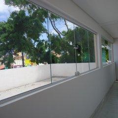 Отель Suites Cheiro do Mar балкон
