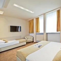 Hotel Central 3* Стандартный номер с разными типами кроватей фото 10