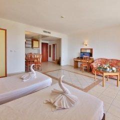 Prestige Hotel and Aquapark 4* Студия с различными типами кроватей фото 17