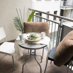Апартаменты Senator Apartments Budapest Улучшенная студия с различными типами кроватей фото 4