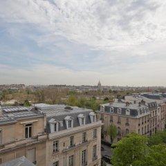 Отель Résidence Charles Floquet 2* Апартаменты с различными типами кроватей фото 24
