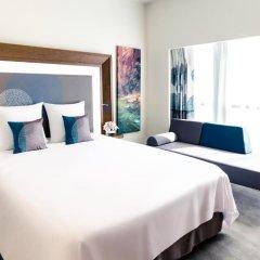 Отель Novotel Fujairah 3* Стандартный номер с различными типами кроватей фото 2