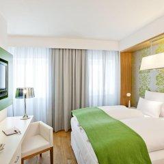 Отель NH Frankfurt Messe 4* Стандартный номер с различными типами кроватей фото 7