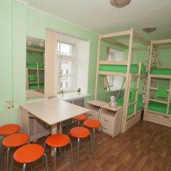 Хостел ВАМкНАМ Захарьевская Кровать в женском общем номере с двухъярусной кроватью фото 14