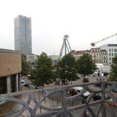 Отель LAuberge Autrichienne Бельгия, Брюссель - отзывы, цены и фото номеров - забронировать отель LAuberge Autrichienne онлайн балкон