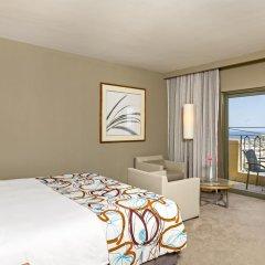 Отель Hilton Malta 5* Номер Делюкс с 2 отдельными кроватями фото 10