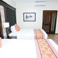 Ha Long Park Hotel 2* Люкс с различными типами кроватей фото 9