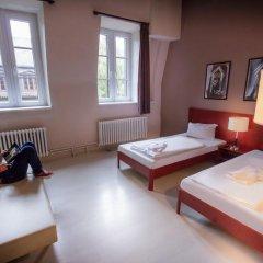 Отель Plus Berlin Стандартный номер с 2 отдельными кроватями фото 2