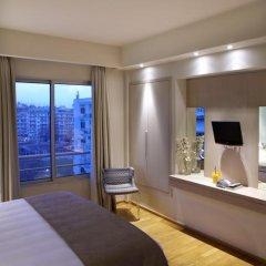 Hotel Olympia Thessaloniki 3* Стандартный номер с двуспальной кроватью фото 10