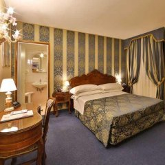 Отель Albergo San Marco 3* Стандартный номер с двуспальной кроватью фото 12