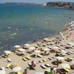 Отель Oasis VIP Club Болгария, Солнечный берег - отзывы, цены и фото номеров - забронировать отель Oasis VIP Club онлайн пляж