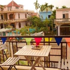 Отель Mai Hung Homestay балкон