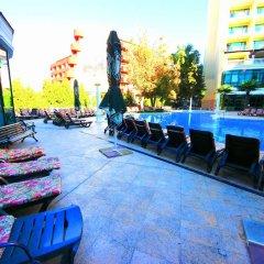 Апартаменты Menada Planeta Apartments Солнечный берег бассейн фото 2